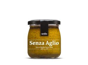 Sugo Pesto senza aglio