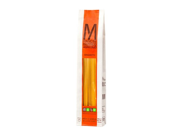Spaghetti linea classica busta 500 g