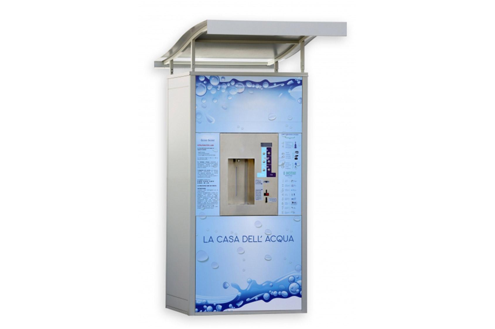 Casette per l'acqua