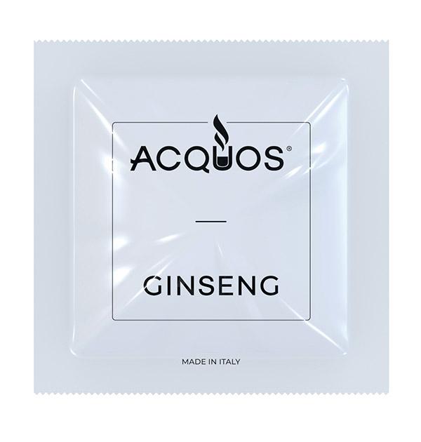 Cialde caffè Acquos Ginseng